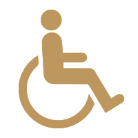 hotel for handicapped people
