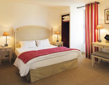 standard room saint martin